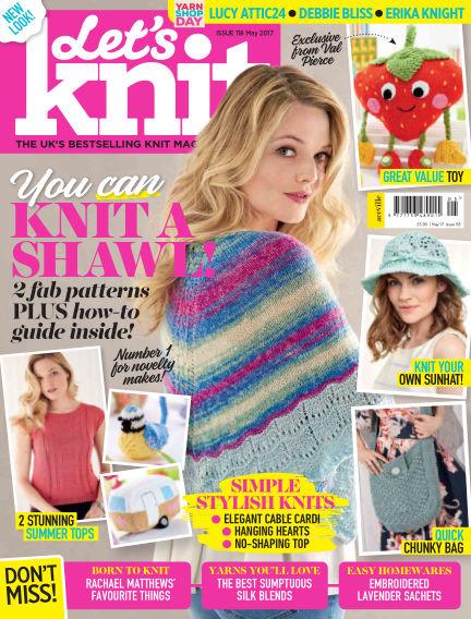 Let's Knit April 13, 2017 00:00