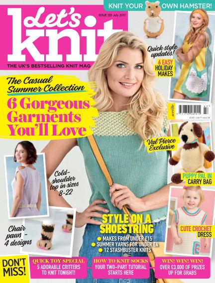 Let's Knit June 09, 2017 00:00