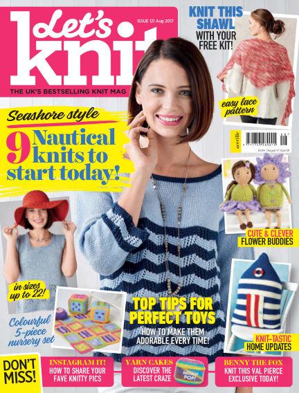 Let's Knit July 07, 2017 00:00