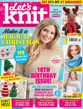 Let's Knit November 2017