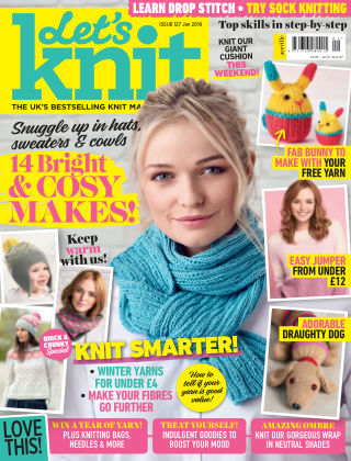 Let's Knit January 2018