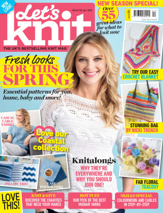 Let's Knit April 2018