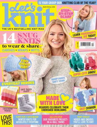 Let's Knit Dec18