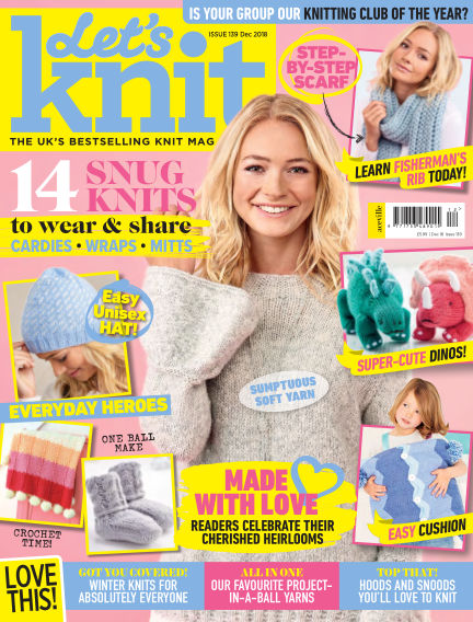 Let's Knit November 22, 2018 00:00
