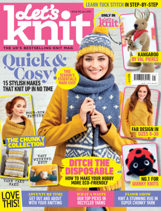 Let's Knit Jan19