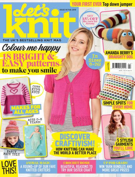 Let's Knit January 17, 2019 00:00