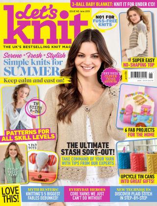 Let's Knit June2019