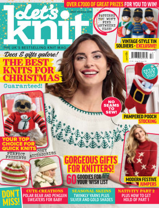 Let's Knit XMAS2019