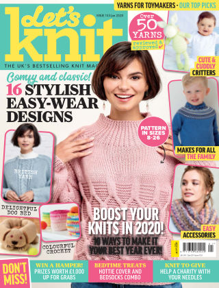 Let's Knit January 2020