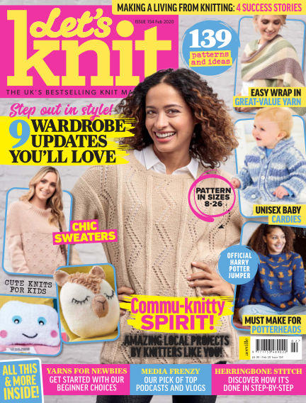 Let's Knit January 16, 2020 00:00