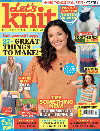 Let's Knit MAY20