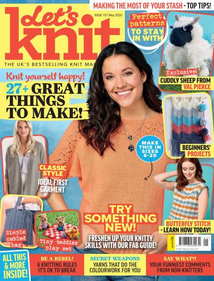 Let's Knit April 09, 2020 00:00