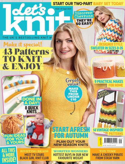Let's Knit July 30, 2020 00:00