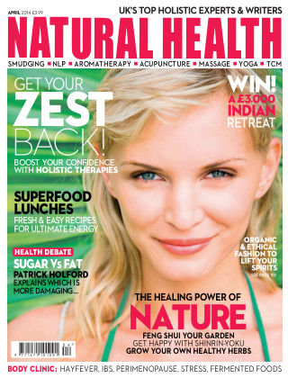Natural Health April 2014
