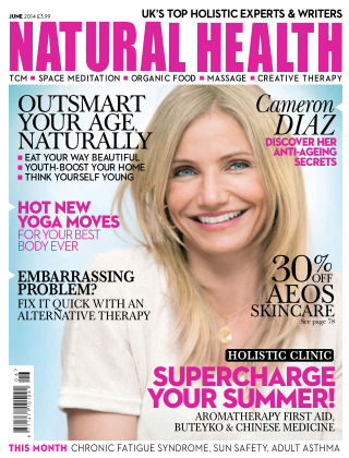 Natural Health June 2014