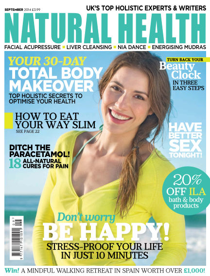 Natural Health August 08, 2014 00:00
