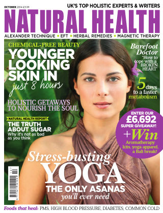 Natural Health October 2014