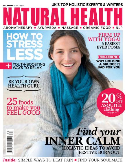 Natural Health November 14, 2014 00:00