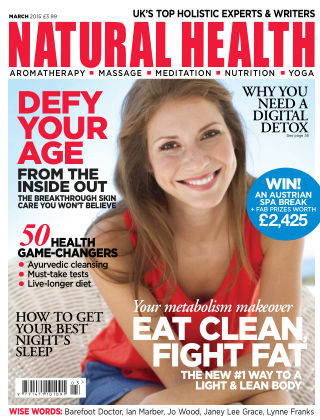 Natural Health March 2015