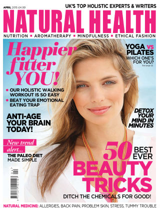 Natural Health April 2015