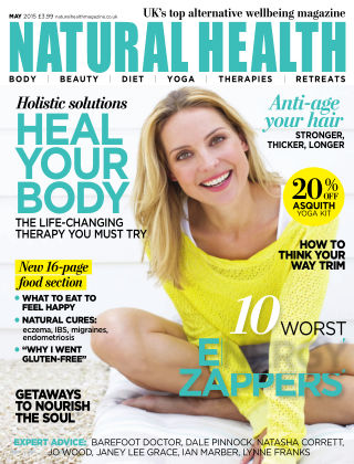 Natural Health May 2015