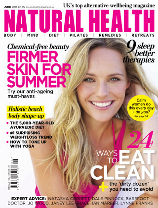 Natural Health June 2015