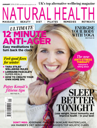Natural Health January 2016