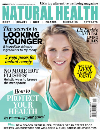 Natural Health March 2016