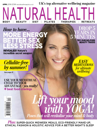 Natural Health April 2016