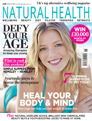 Natural Health June 2016