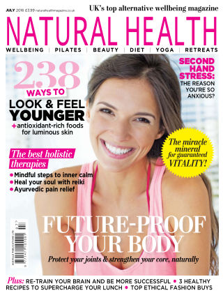 Natural Health July 2016