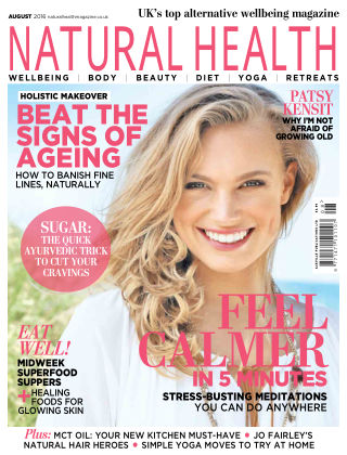 Natural Health August 2016