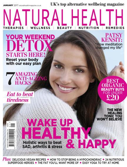 Natural Health December 09, 2016 00:00