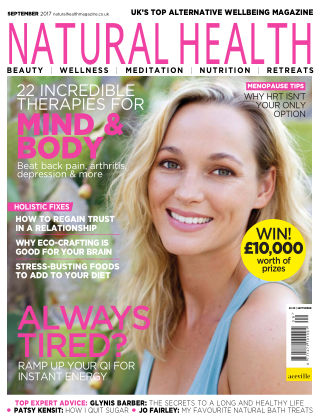 Natural Health September 2017