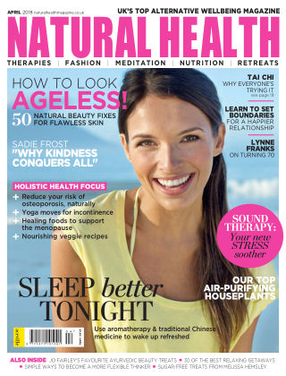 Natural Health April 2018