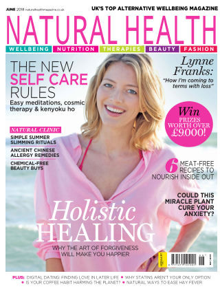 Natural Health Jun 2018