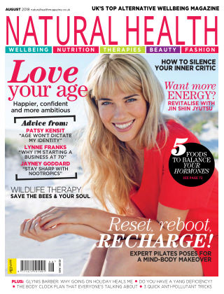 Natural Health Aug 2018