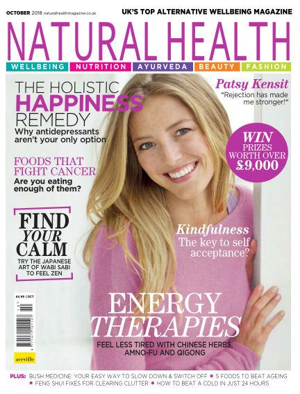 Natural Health September 13, 2018 00:00