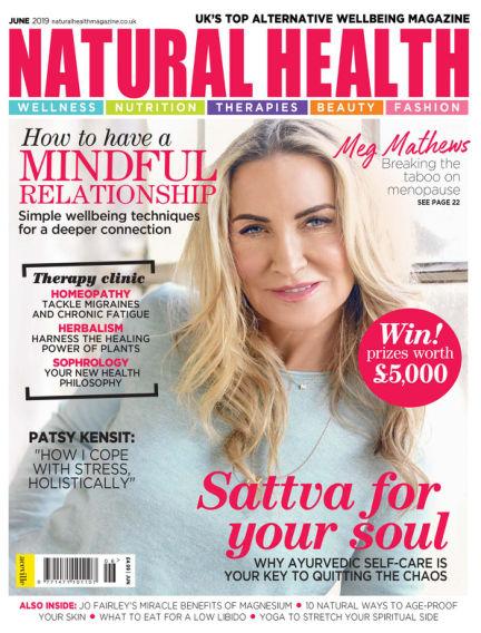 Natural Health May 09, 2019 00:00