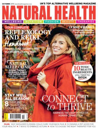 Natural Health OCTOBER2019