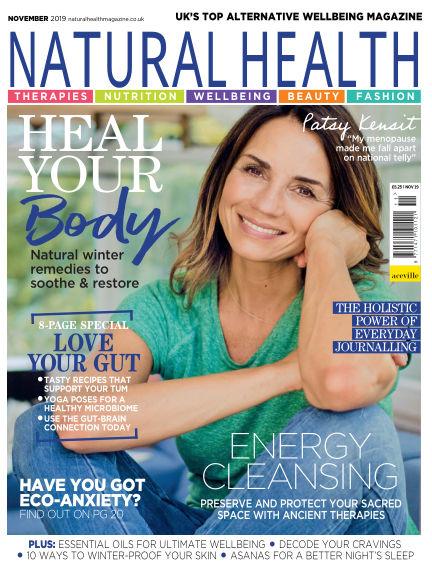 Natural Health October 10, 2019 00:00