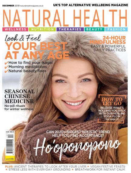 Natural Health November 15, 2019 00:00