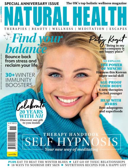 Natural Health October 15, 2020 00:00