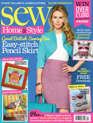 Sew March 2014