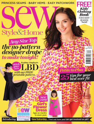 Sew August 2015