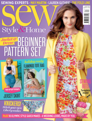 Sew August 2016