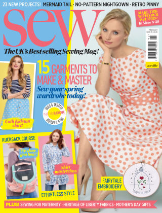 Sew March 2017