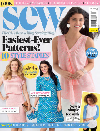 Sew March 2018