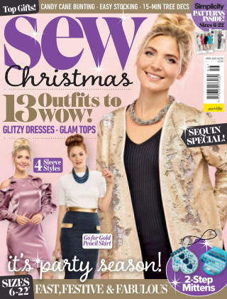 Sew Issue 116