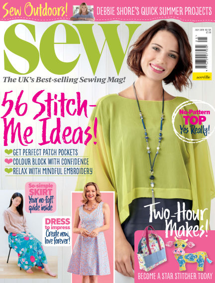5af9989ea99 Read Sew magazine on Readly - the ultimate magazine subscription ...